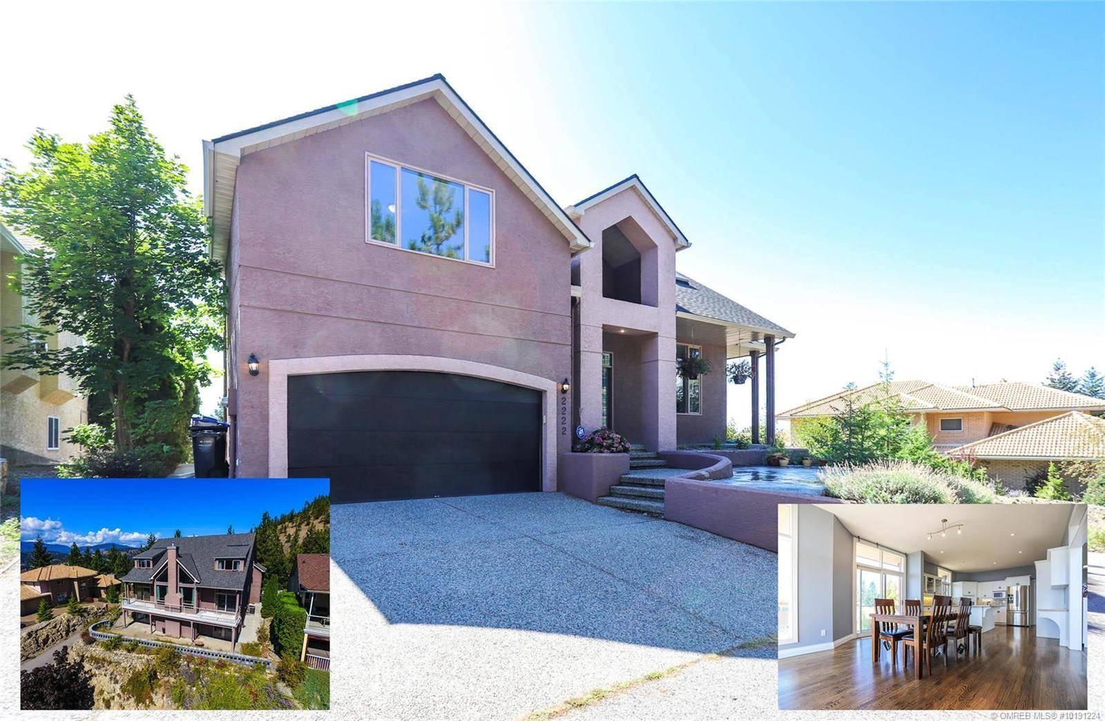 House for sale at 2222 Breckenridge Ct Kelowna British Columbia - MLS: 10191224