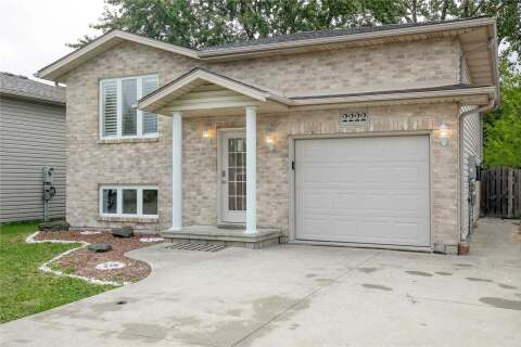 House for sale at 2222 Mckay Ave Windsor Ontario - MLS: X4934872
