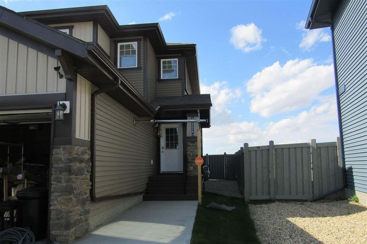 Townhouse for sale at 22224 89 Av NW Edmonton Alberta - MLS: E4197569