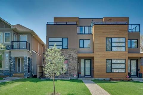 Townhouse for sale at 2223 32 Ave Southwest Calgary Alberta - MLS: C4234092