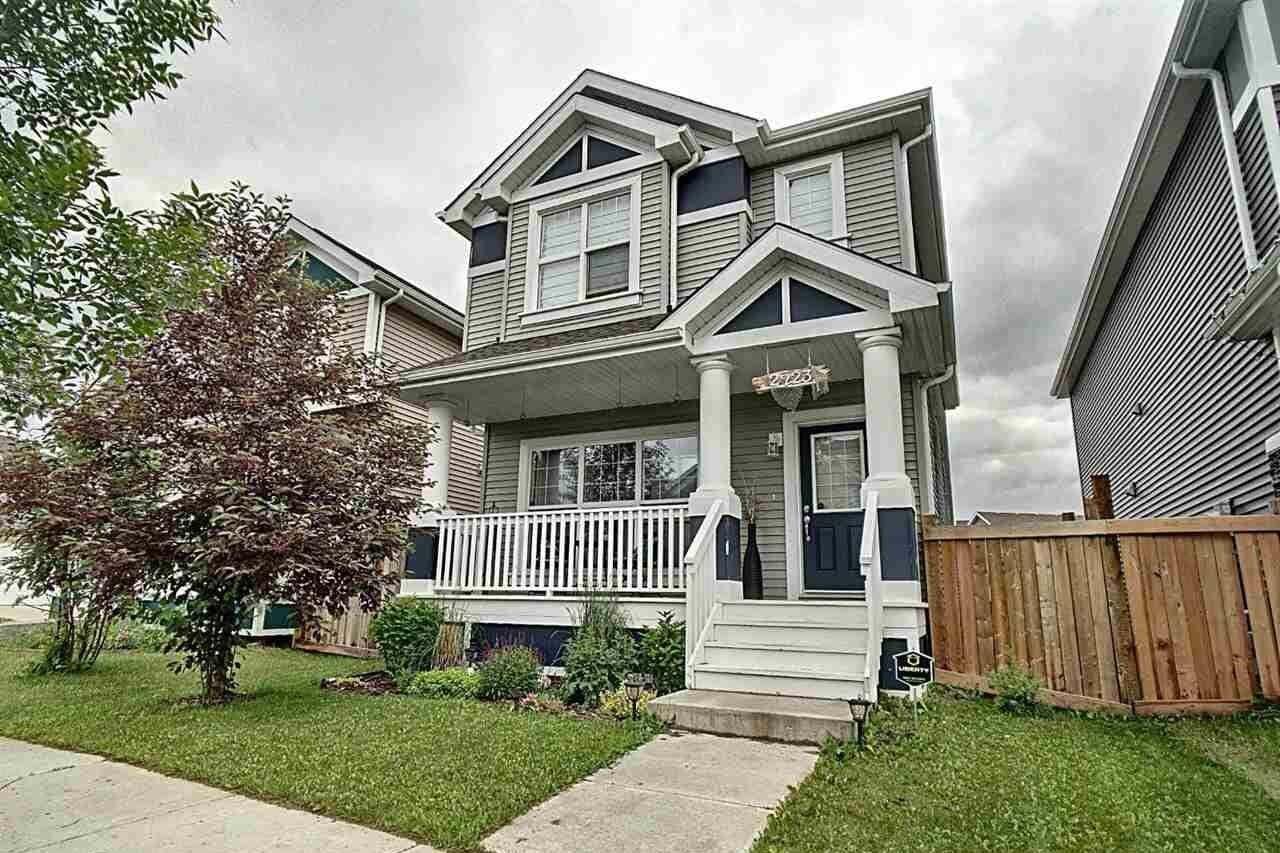 House for sale at 2223 74 St SW Edmonton Alberta - MLS: E4204670