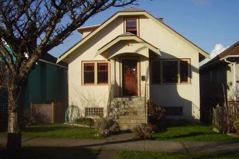 House for sale at 2223 Graveley St Vancouver British Columbia - MLS: R2500016