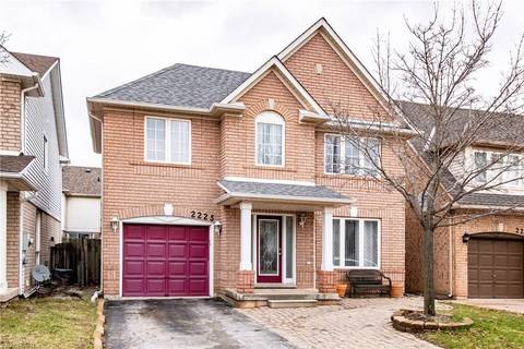 House for sale at 2225 Shadetree Ave Burlington Ontario - MLS: H4050986