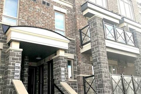 Apartment for rent at 10 Westmeath Ln Unit 2227 Markham Ontario - MLS: N4736458