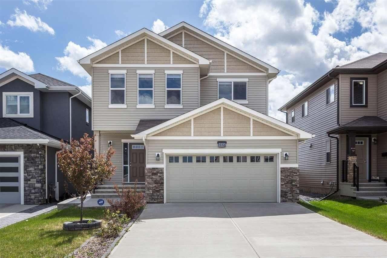 House for sale at 2227 21 Av NW Edmonton Alberta - MLS: E4211697