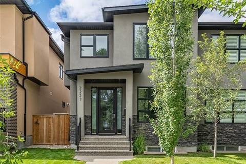 Townhouse for sale at 2227 26 St Southwest Calgary Alberta - MLS: C4279418