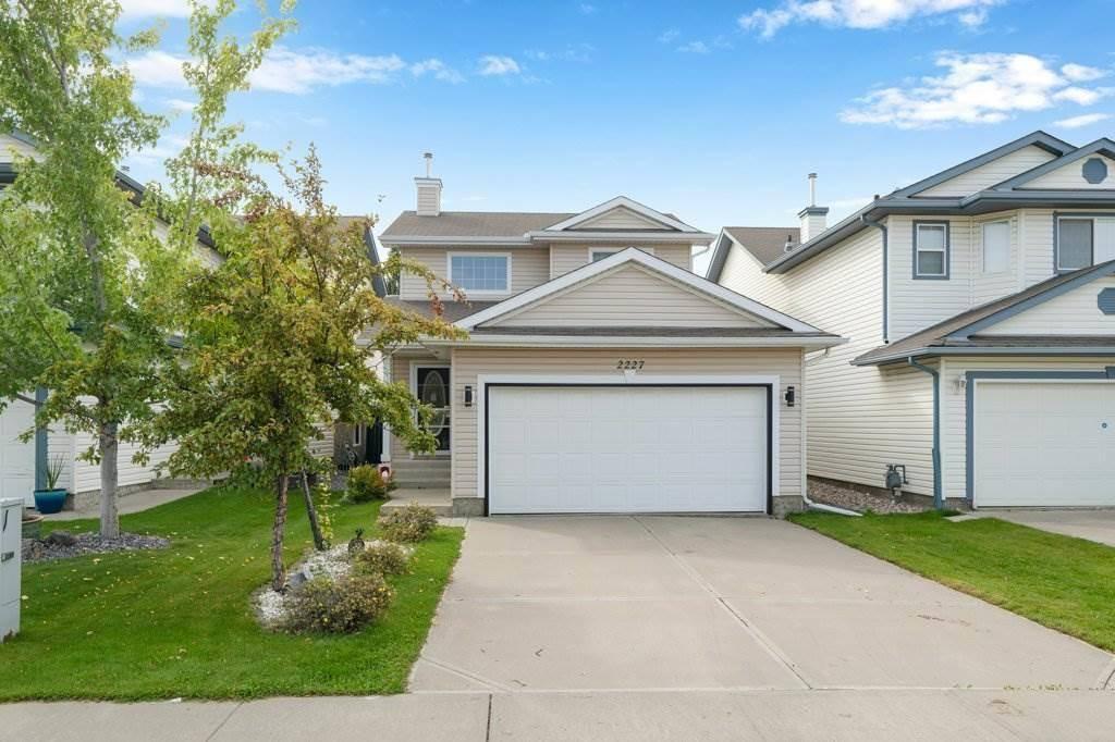 House for sale at 2227 Garnett Ct Nw Edmonton Alberta - MLS: E4173992