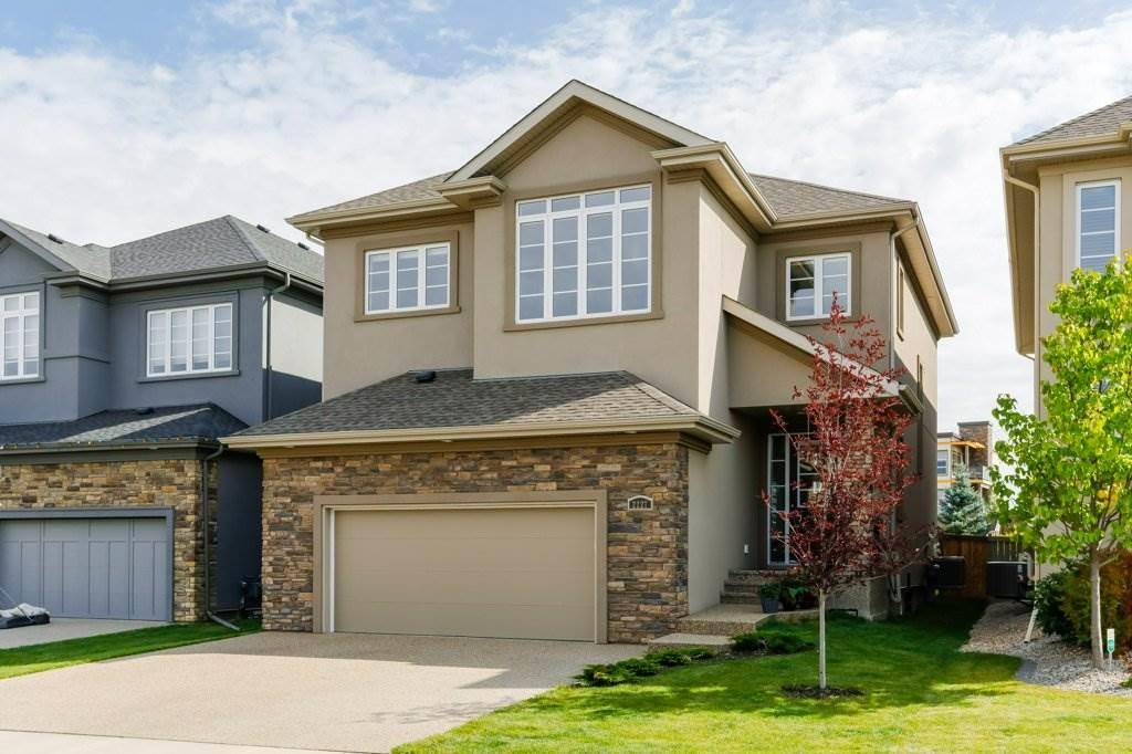 House for sale at 2227 Warry Lo  Sw Edmonton Alberta - MLS: E4172640
