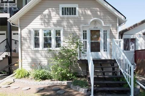 House for sale at 2228 Halifax St Regina Saskatchewan - MLS: SK788274