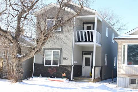 Townhouse for sale at 2228 Mcdonald St Regina Saskatchewan - MLS: SK804275