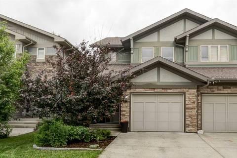 Townhouse for sale at 2229 Austin Wy Sw Edmonton Alberta - MLS: E4163901