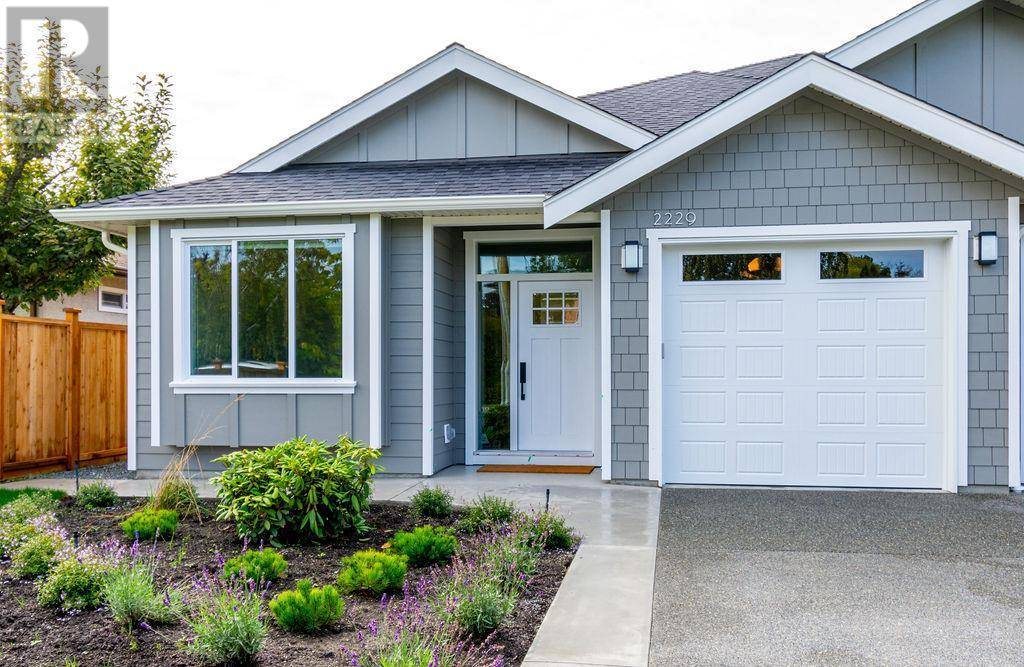 Townhouse for sale at 2229 Malaview Ave Sidney British Columbia - MLS: 416328
