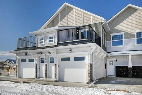 Townhouse for sale at 115 Sagewood Dr Unit 223 Airdrie Alberta - MLS: C4286984
