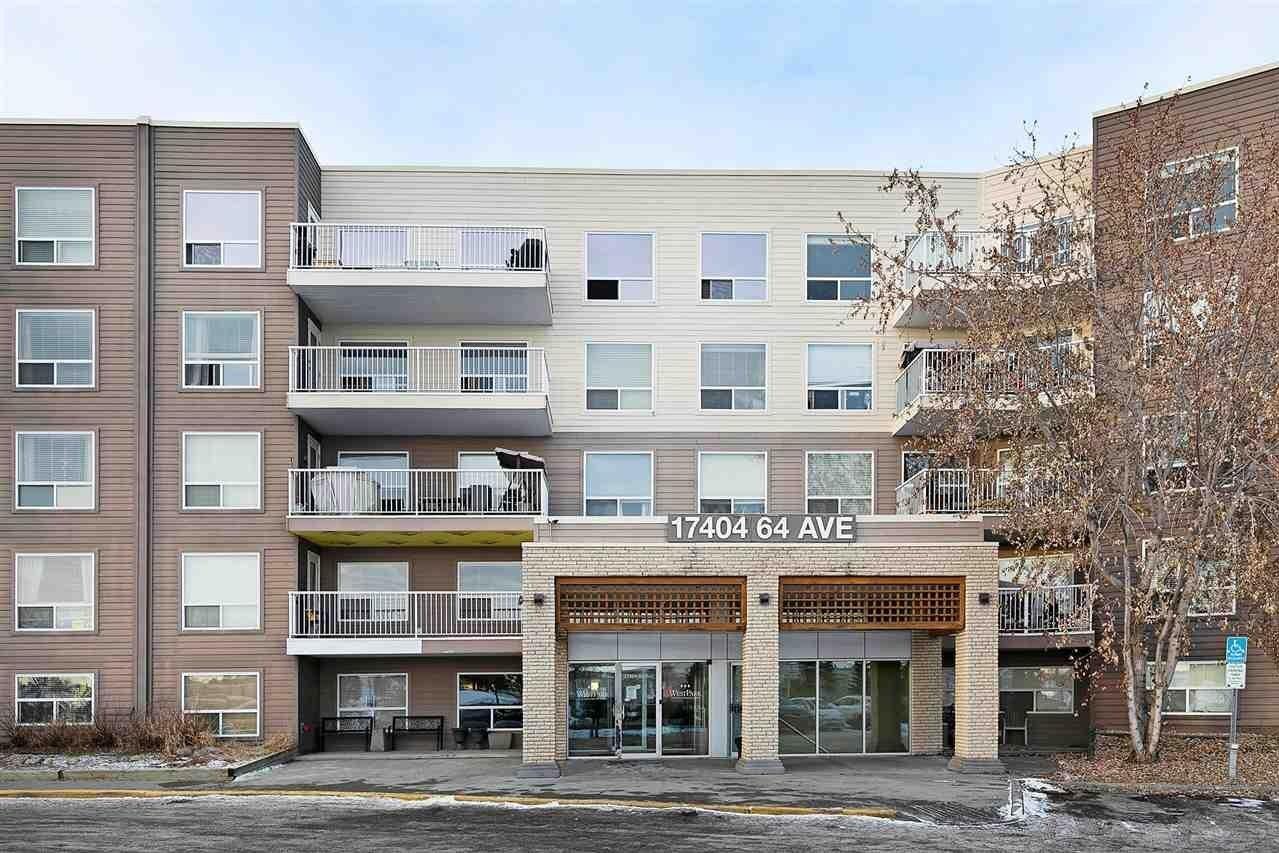 Condo for sale at 17404 64 Av NW Unit 223 Edmonton Alberta - MLS: E4223885