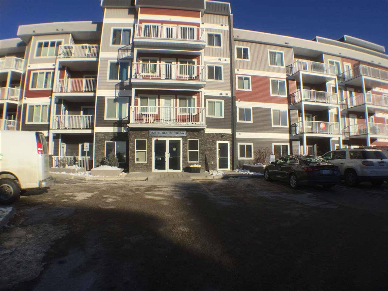 223 - 1820 Rutherford Road Sw, Edmonton | Image 1