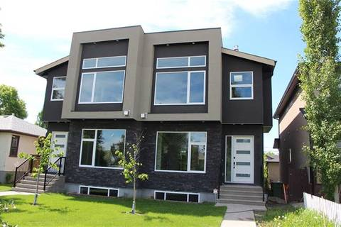 Townhouse for sale at 223 24 Ave Northwest Calgary Alberta - MLS: C4254021