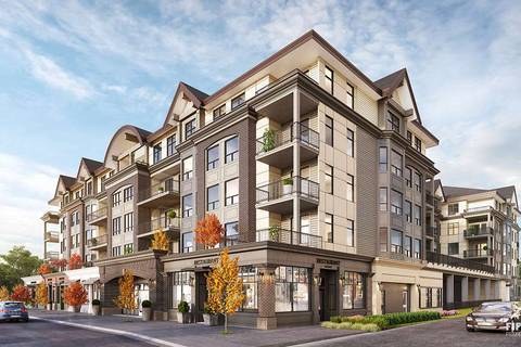 Condo for sale at 2485 Montrose Ave Unit 223 Abbotsford British Columbia - MLS: R2454345