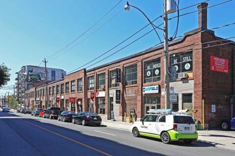 Commercial property for lease at 276 Carlaw Ave Apartment 223 Toronto Ontario - MLS: E4693873