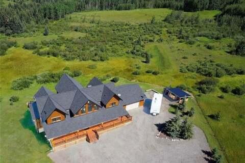 House for sale at 223 336276 223 Av W Ave Rural Foothills County Alberta - MLS: C4179122