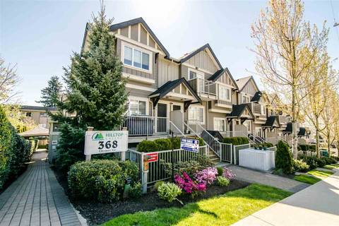Townhouse for sale at 368 Ellesmere Ave Unit 223 Burnaby British Columbia - MLS: R2361906