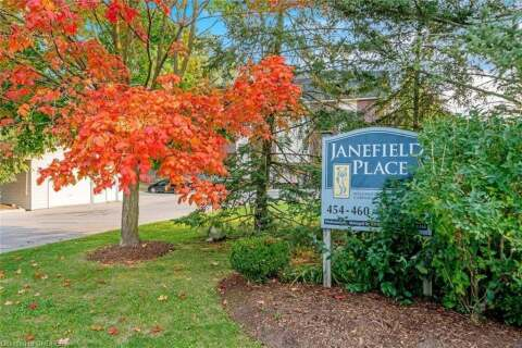 Residential property for sale at 458 Janefield Ave Unit 223 Guelph Ontario - MLS: 40024764