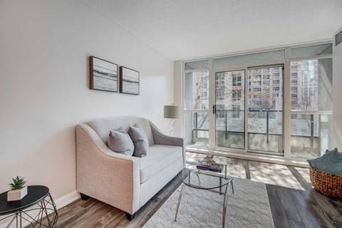 Apartment for rent at 600 Fleet St Unit 223 Toronto Ontario - MLS: C4514949