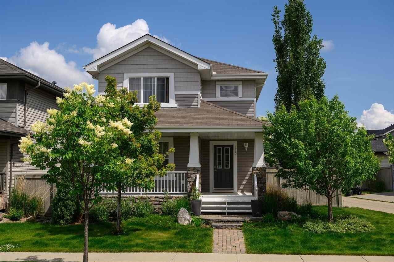 House for sale at 223 61 St SW Edmonton Alberta - MLS: E4205599