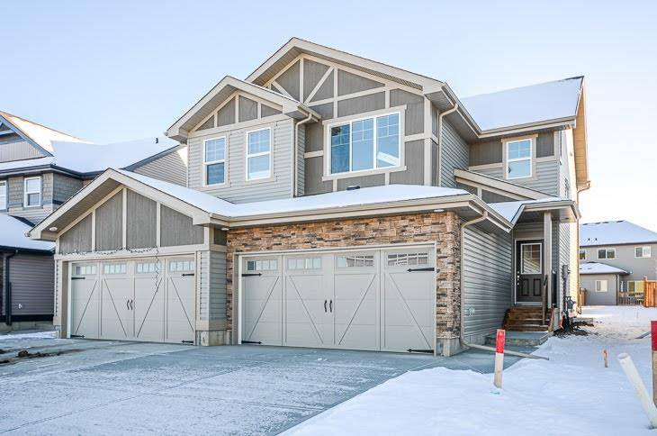Townhouse for sale at 223 Aberdeen Cres Sherwood Park Alberta - MLS: E4182874