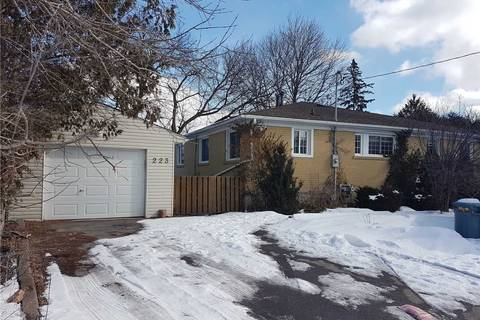 Townhouse for sale at 223 Browndale Cres Richmond Hill Ontario - MLS: N4696753