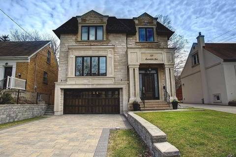 House for sale at 223 Burndale Ave Toronto Ontario - MLS: C4515602