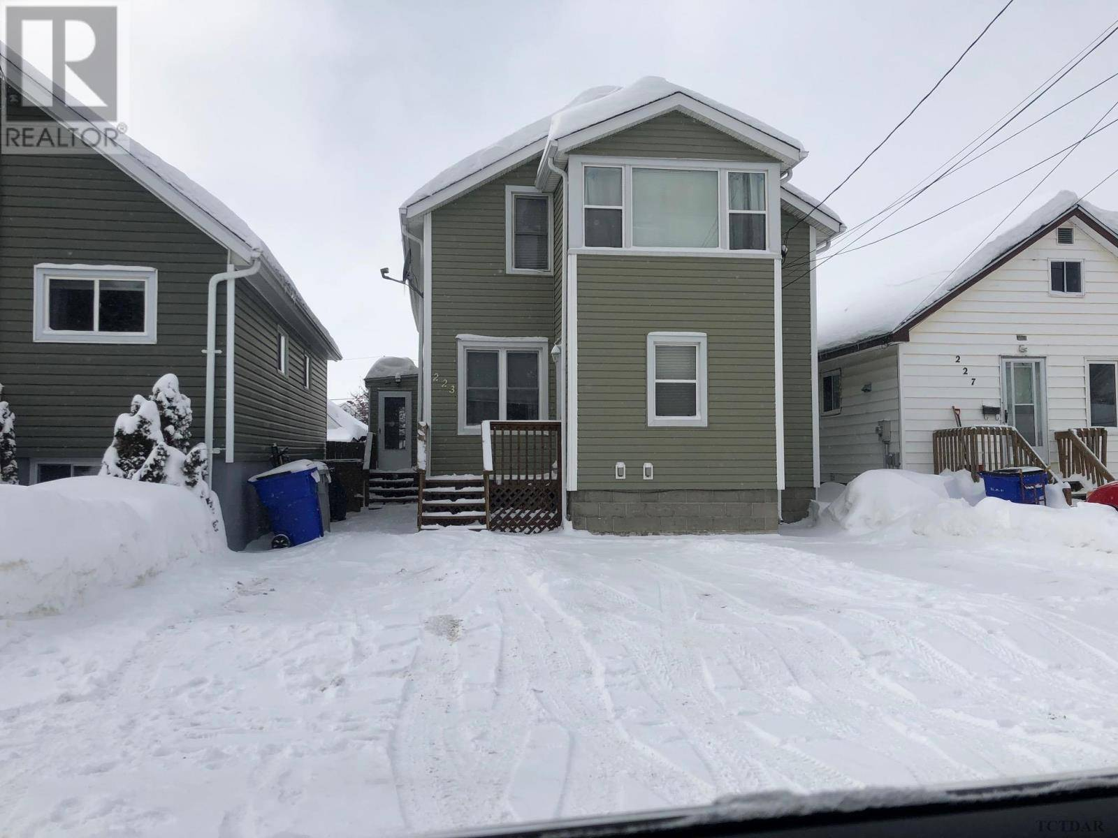 Townhouse for sale at 223 Cedar St N Timmins Ontario - MLS: TM200327