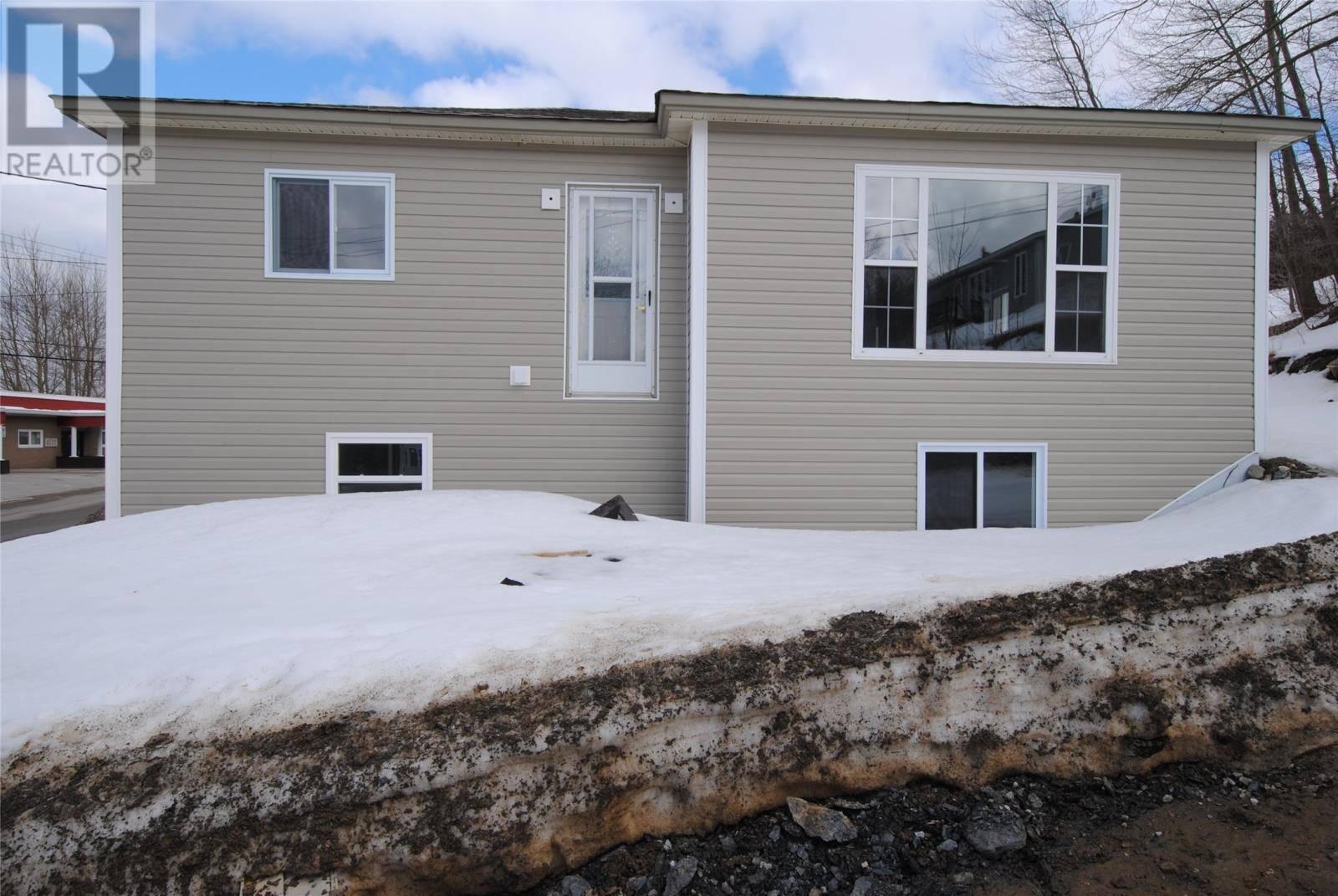 House for sale at 223 Curling St Corner Brook Newfoundland - MLS: 1192673