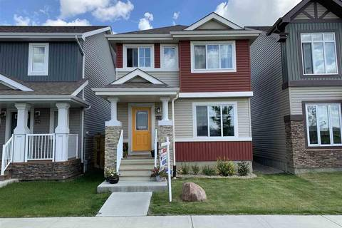 House for sale at 223 Cy Becker Blvd Nw Edmonton Alberta - MLS: E4155083
