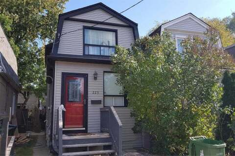 House for rent at 223 Donlands Ave Toronto Ontario - MLS: E4959233