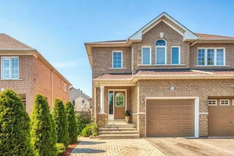 Townhouse for sale at 223 Foxfield Cres Vaughan Ontario - MLS: N4821615