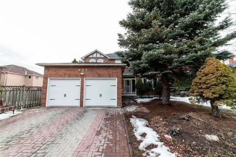 House for sale at 223 Harding Blvd Richmond Hill Ontario - MLS: N4775587