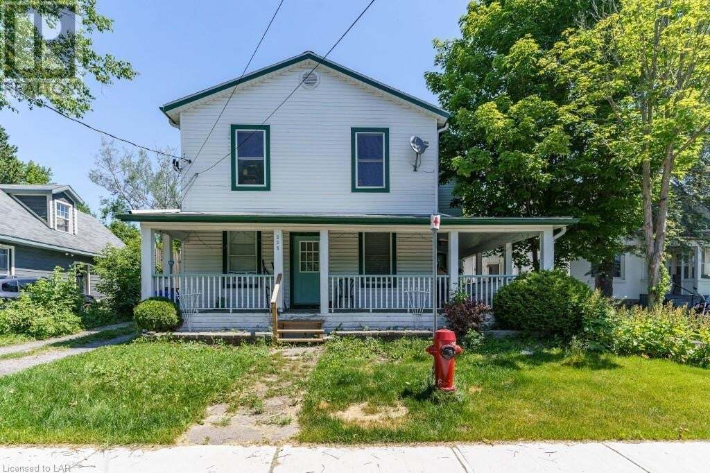 House for sale at 223 James St Bracebridge Ontario - MLS: 270062