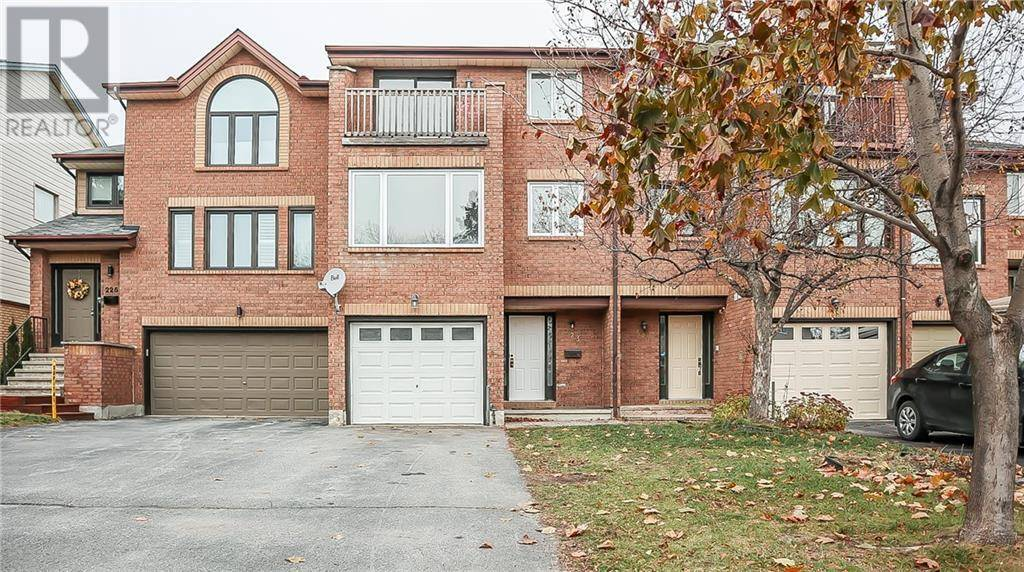 Townhouse for rent at 223 Knudson Dr Ottawa Ontario - MLS: 1175435
