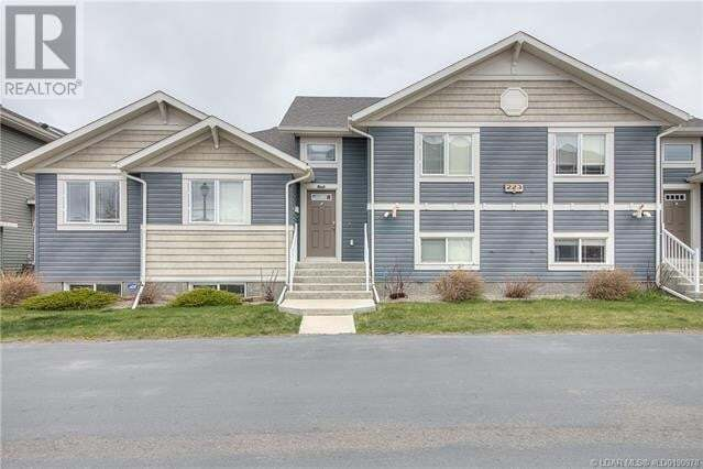 Townhouse for sale at 223 Lettice Perry Rte North Lethbridge Alberta - MLS: LD0190978