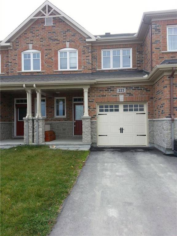 Townhouse for rent at 223 Livery St Ottawa Ontario - MLS: 1171570