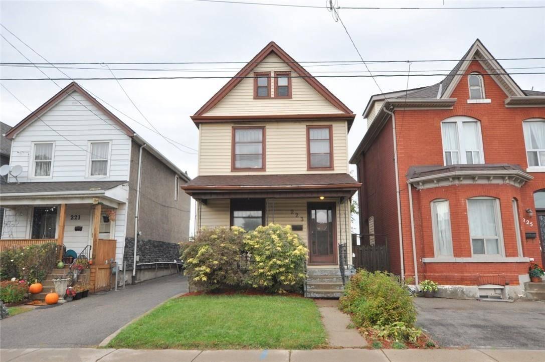 House for sale at 223 Macaulay St E Hamilton Ontario - MLS: H4066059