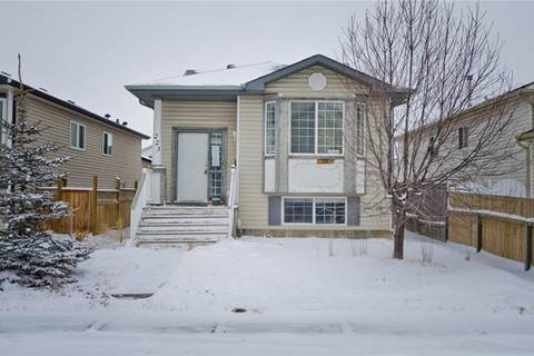 House for sale at 223 Martinvalley Cres Northeast Calgary Alberta - MLS: C4291347