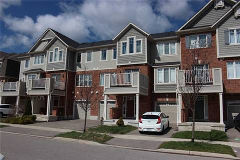 Townhouse for sale at 223 Slingsby Landing  Milton Ontario - MLS: W4740163