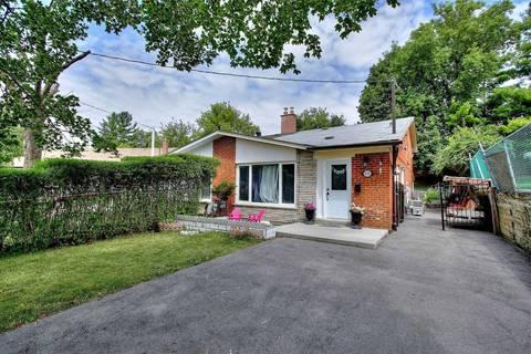 Townhouse for sale at 223 Verobeach Blvd Toronto Ontario - MLS: W4549120