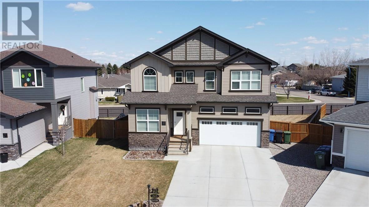 House for sale at 223 Westgate Dr Coaldale Alberta - MLS: ld0186121