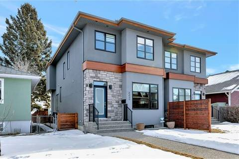 Townhouse for sale at 2230 25 St Southwest Calgary Alberta - MLS: C4288218