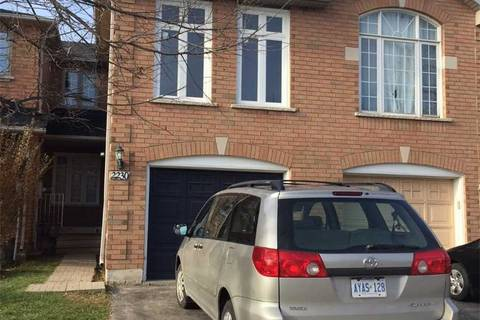 Townhouse for rent at 2230 Pell Cres Oakville Ontario - MLS: W4626189