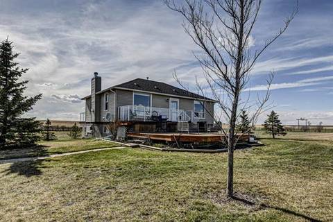 House for sale at 223001 Range Rd 253  Rural Wheatland County Alberta - MLS: C4287969