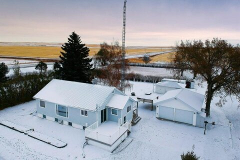 House for sale at 223005 Hwy 529  Rural Vulcan County Alberta - MLS: A1041826