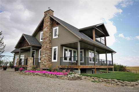 Home for sale at 223016 Twp Rd 102  Rural Lethbridge County Alberta - MLS: LD0147650